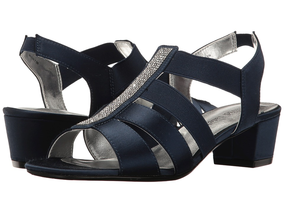 David Tate - Eve (Navy Stain) Women's Dress Sandals