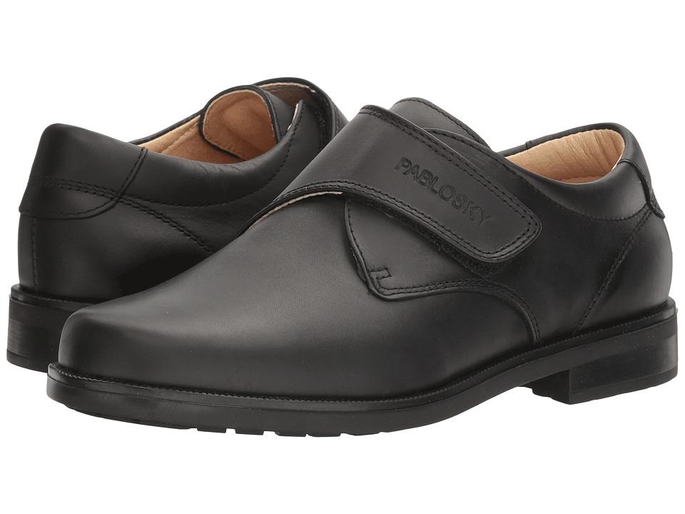Pablosky Kids - 7019 (Little Kid/Big Kid) (Black) Girl's Shoes