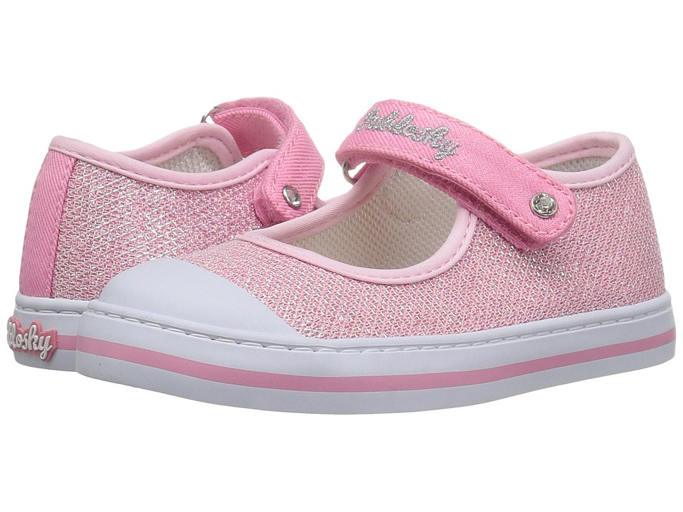 Pablosky Kids - 9395 (Toddler) (Rose) Girl's Shoes