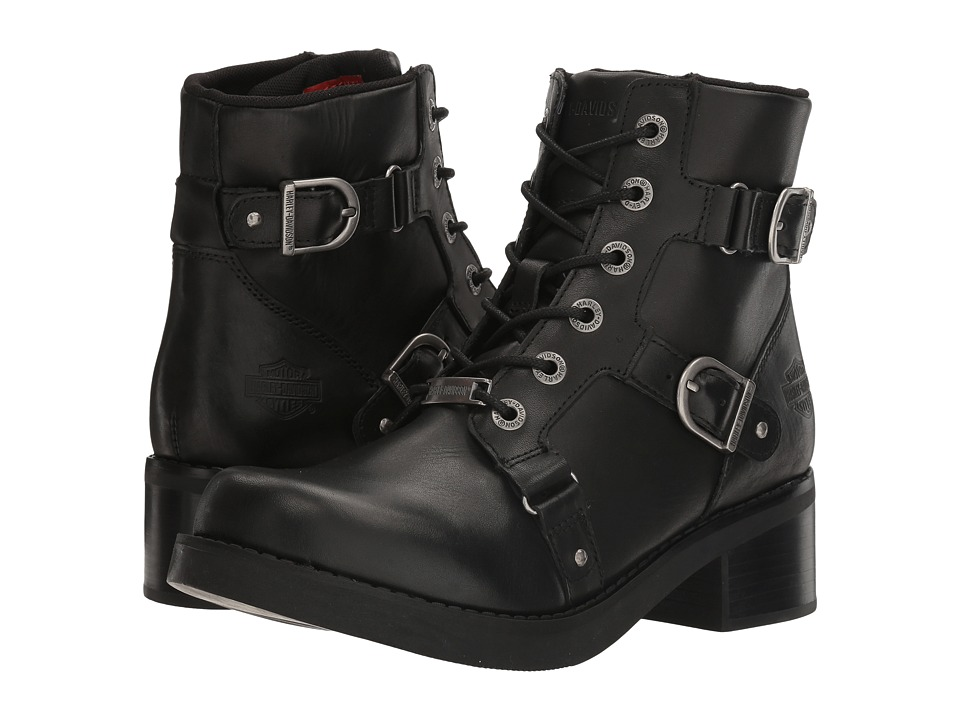Harley-Davidson Bonsallo (Black) Women