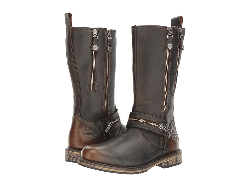Harley-Davidson Sackett (Brown) Women