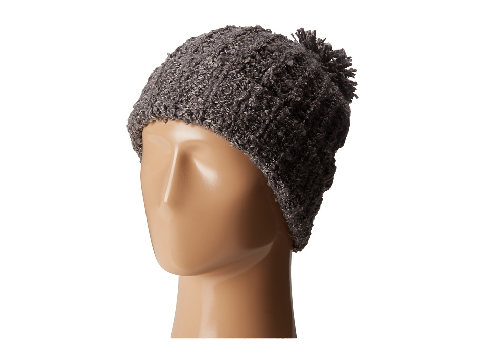 Free People - Snuggle Bear Boucle Beanie (Graphite) Beanies