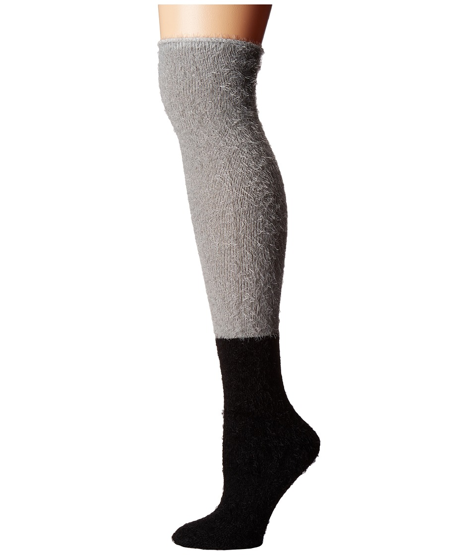 Free People - Grand Rapids Tall Socks (Black) Women's Knee High Socks Shoes