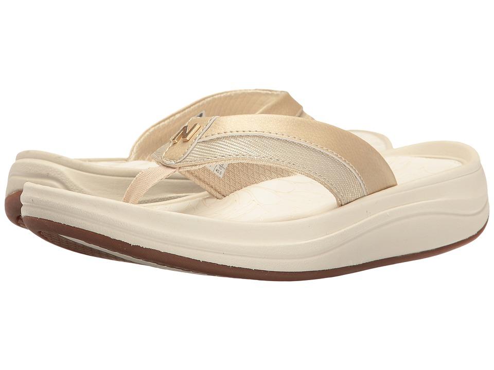 New Balance - Revive Thong (Platinum) Women's Sandals