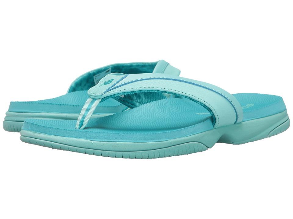 New Balance - JoJo Thong (Blue) Women's Sandals