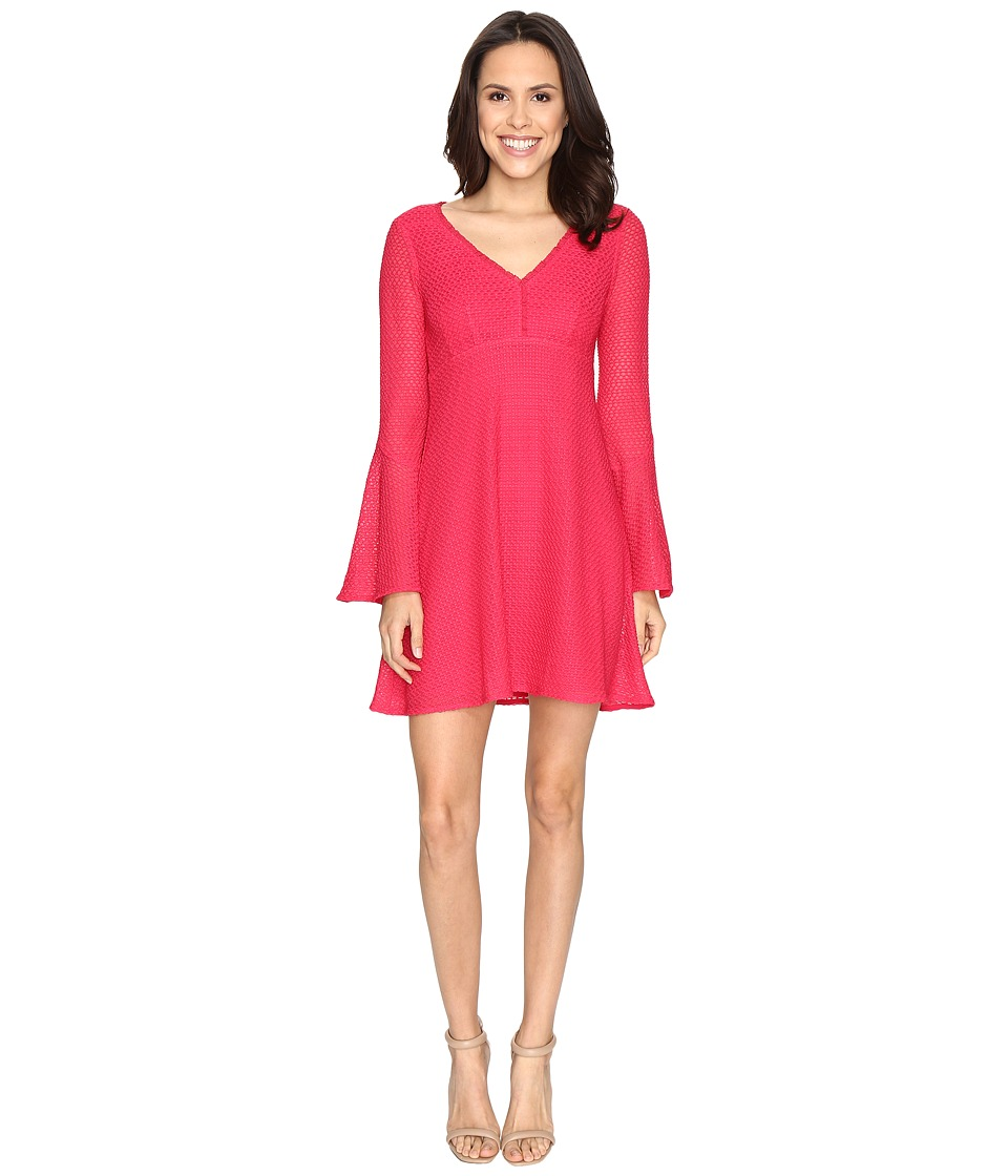 Nanette Lepore - Ciao Bella Shift Dress (Strawberry) Women's Dress