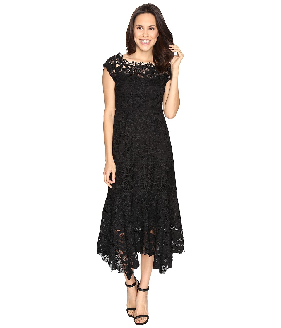 Nanette Lepore - La Dolce Vita Dress (Black) Women's Dress