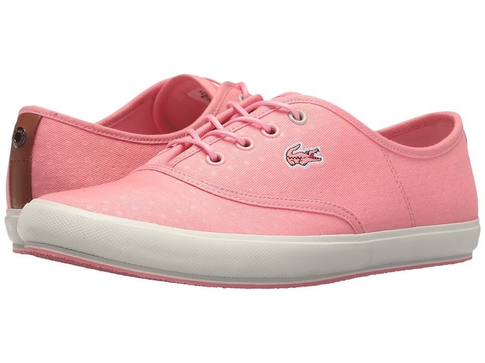 Lacoste - Amaud (Pink) Women's Shoes