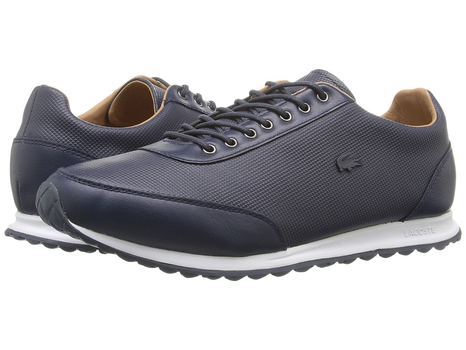 Lacoste - Helaine Runner (Navy) Women's Shoes