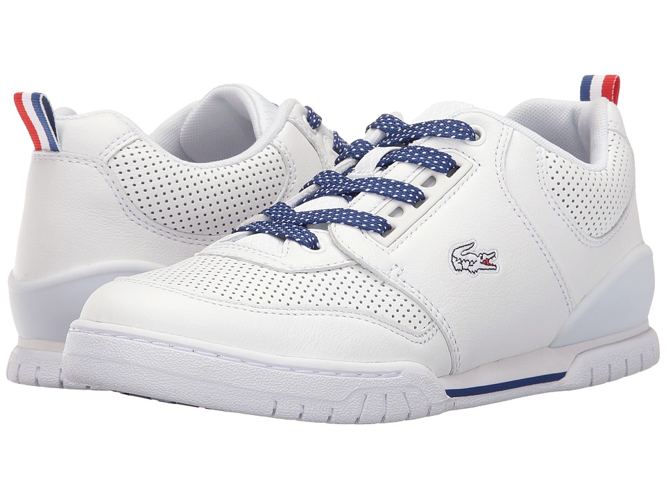Lacoste Indiana (White) Women