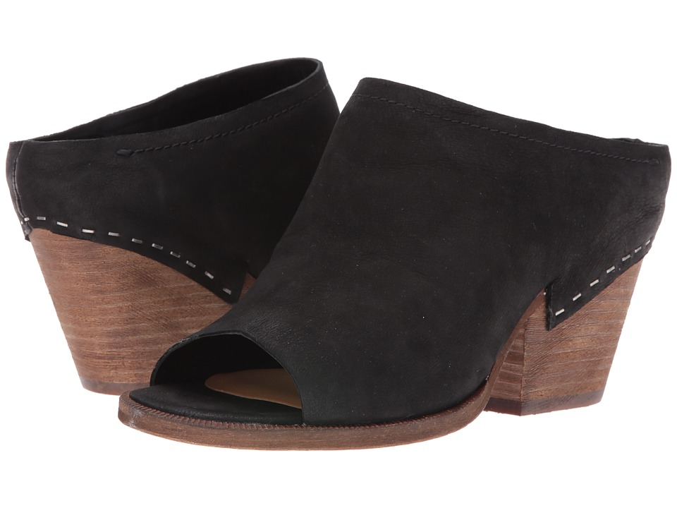 Dolce Vita - Vanesa (Black Nubuck) Women's Shoes