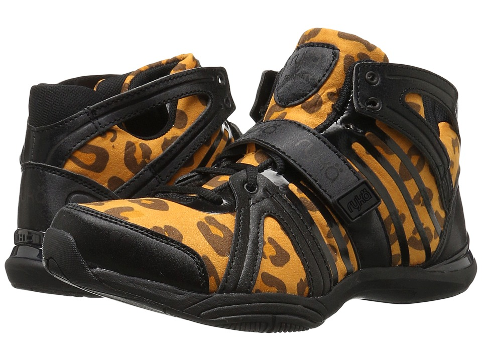 Ryka - Tenacity (Leopard Multi/Black) Women's Shoes