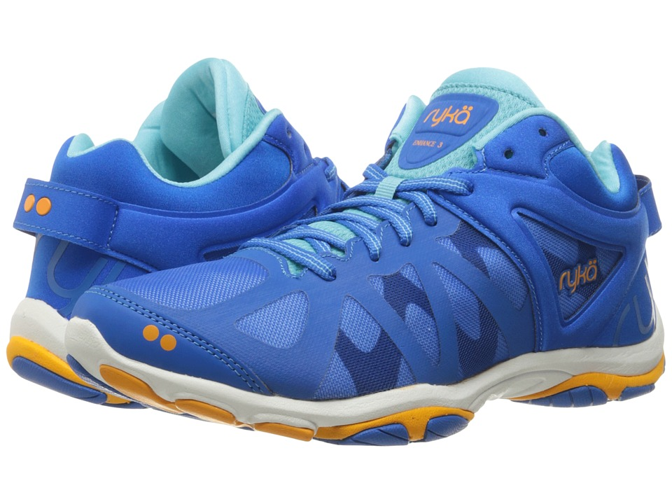 Ryka - Enhance 3 (Starry Night/Nirvana Blue/Mango) Women's Shoes