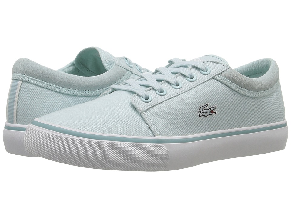 Lacoste - Vaultstar (Light Blue) Women's Shoes