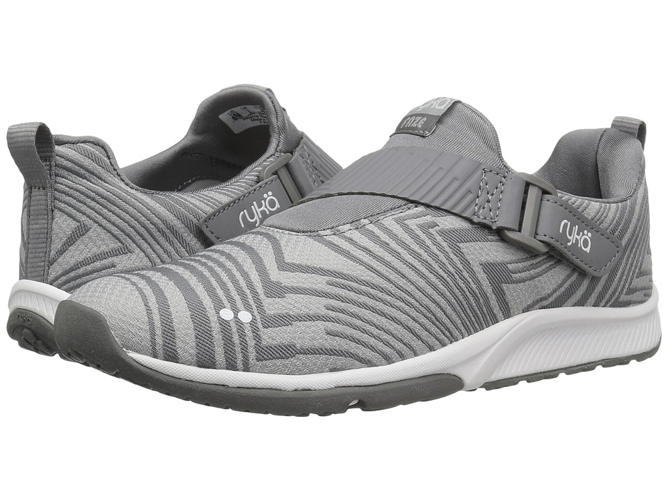Ryka Faze (Frost Grey/Summer Grey/White) Women