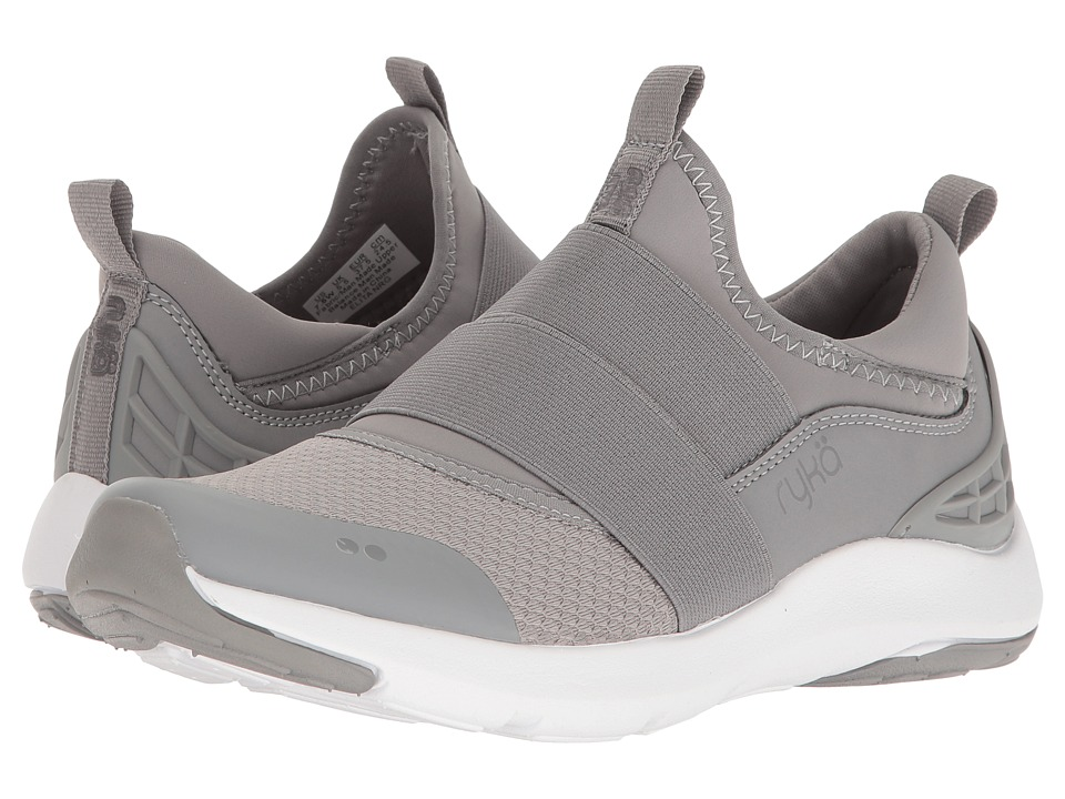 Ryka - Elita (Frost Grey/Chrome Silver) Women's Cross Training Shoes