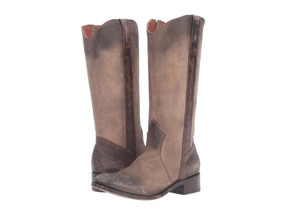 Dan Post Hazel (Tobacco Zip) Cowboy Boots