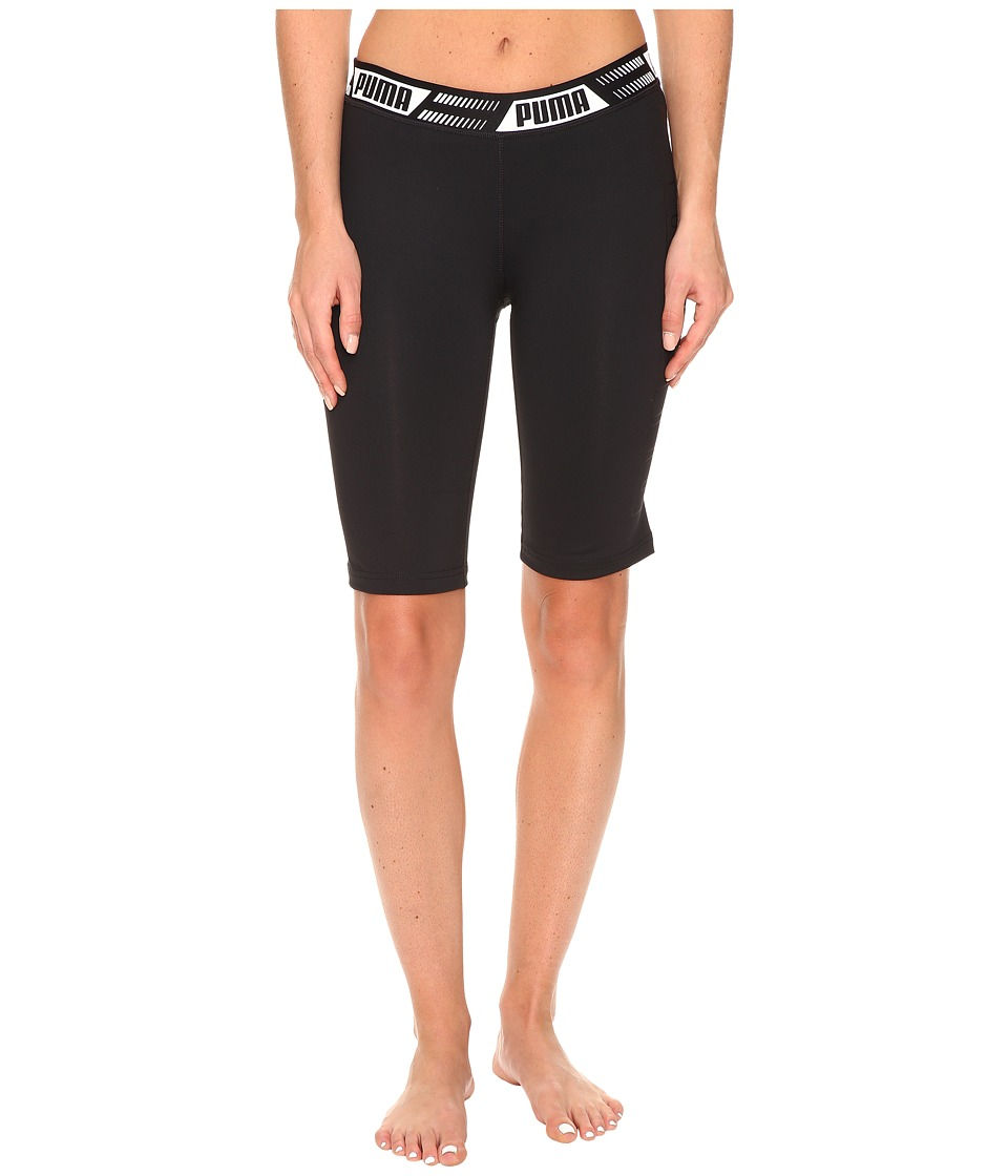 PUMA Short Tights (PUMA Black) Women
