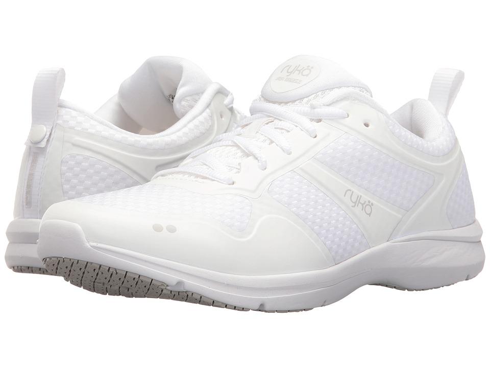Ryka - Sea Breeze SR (White/Vapor Grey) Women's Shoes