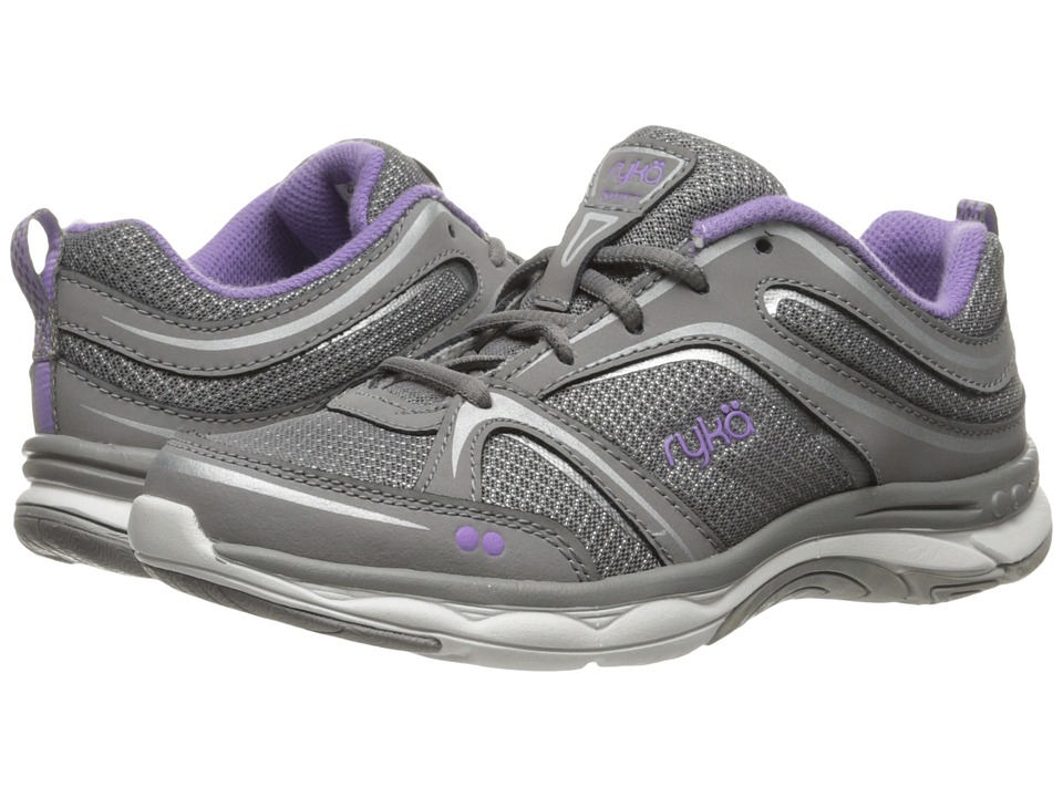 Ryka - Shift (Frost Grey/Chrome Silver/Purple Ice) Women's Shoes