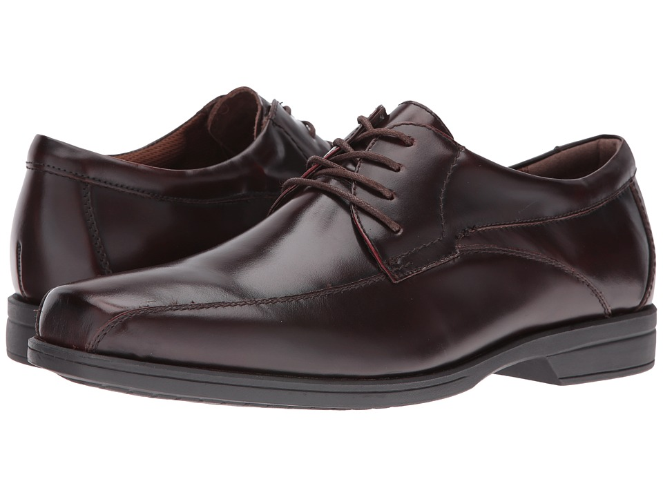 Florsheim - Reveal Bike Ox (Brown) Men's Lace-up Bicycle Toe Shoes