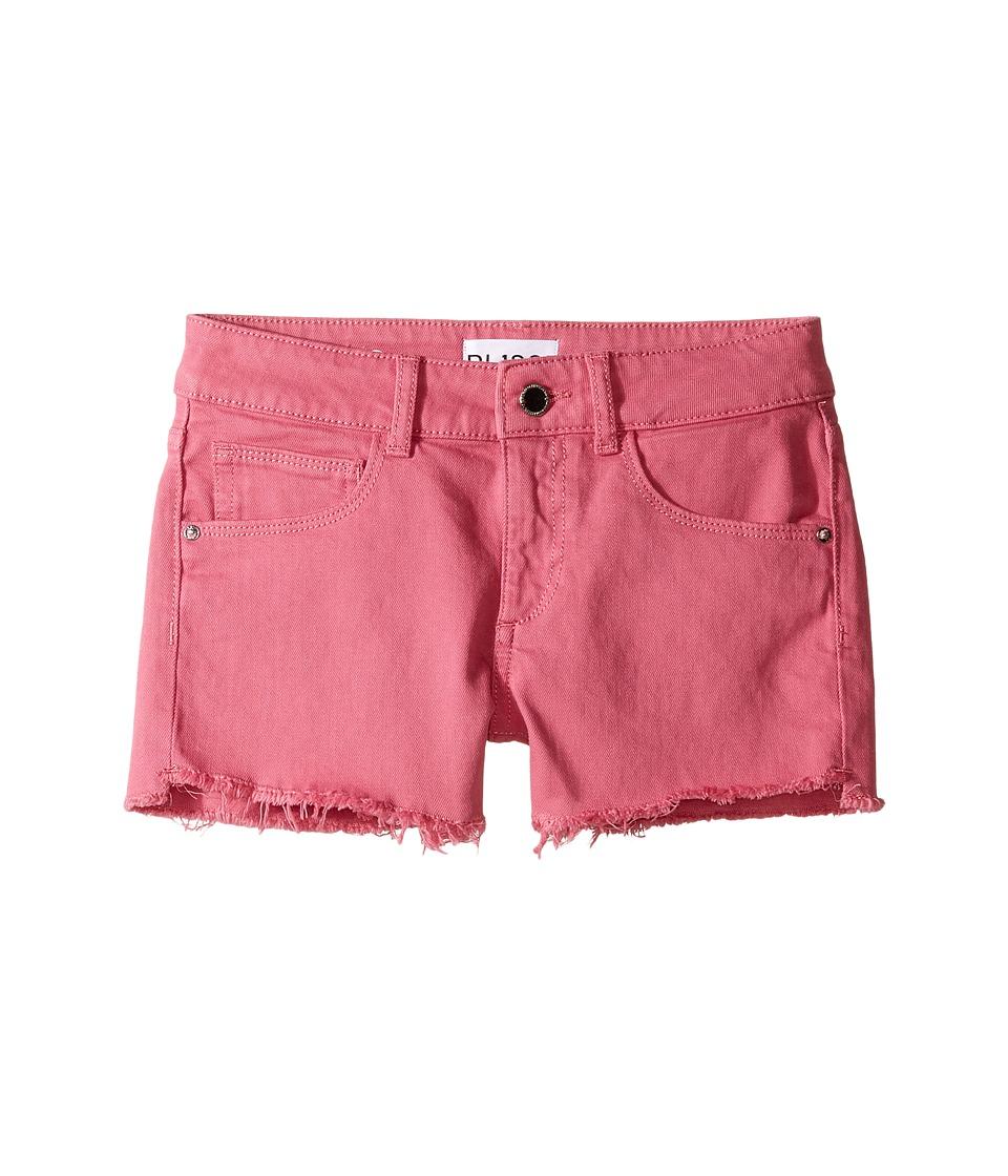 DL1961 Kids - Lucy Cut Off Shorts in Sherbet (Big Kids) (Sherbet) Girl's Shorts