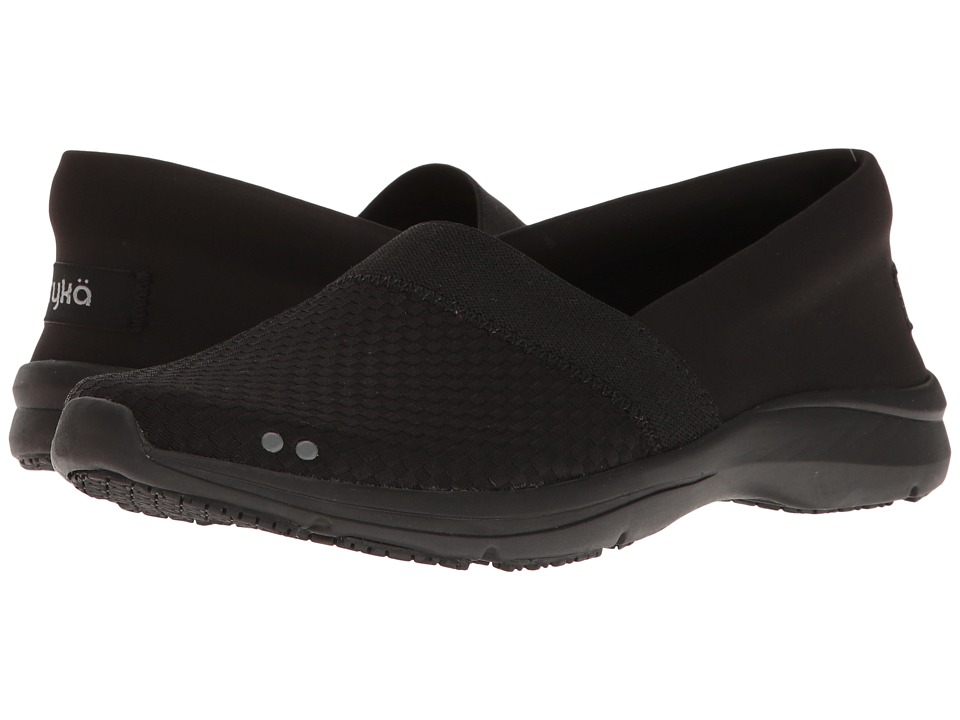 Ryka - Sea Shore SR (Black/Summer Grey) Women's Shoes