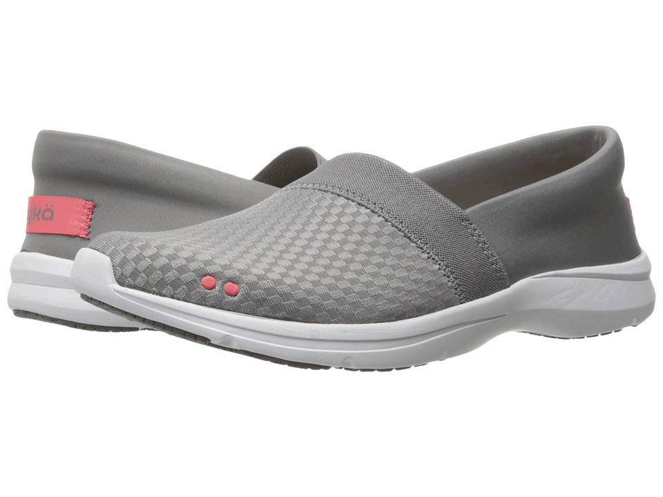 Ryka - Sea Shore SR (Frost Grey/Calypso Coral) Women's Shoes