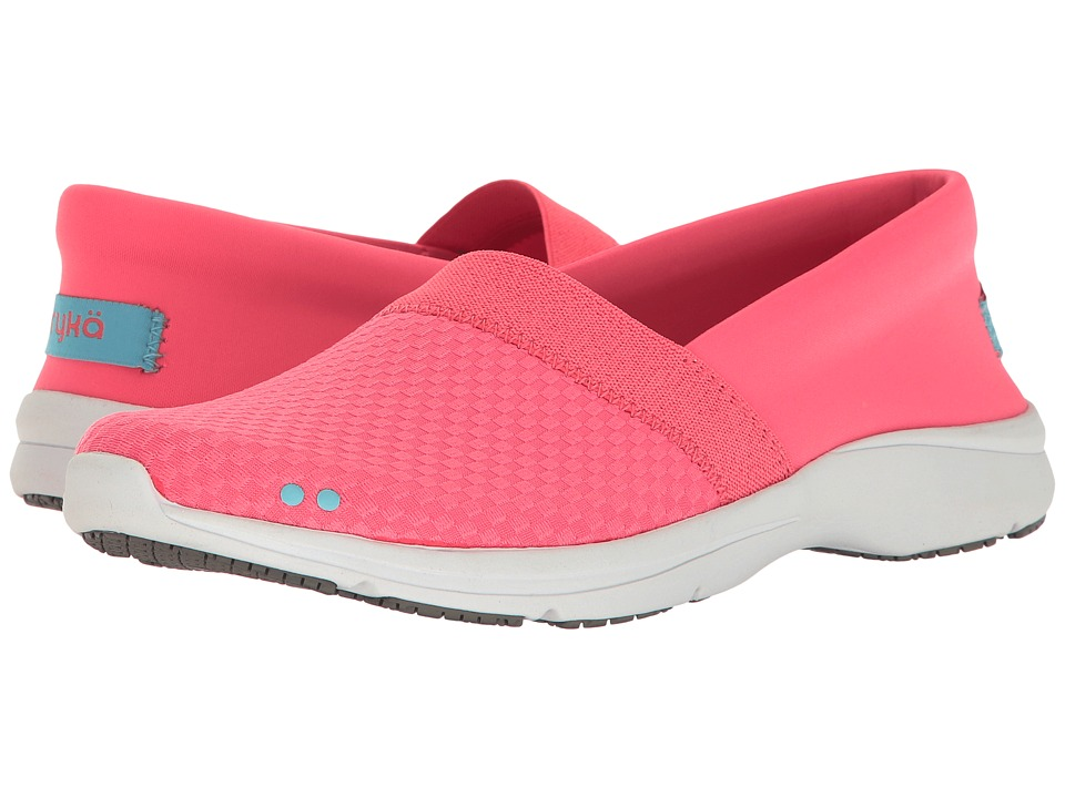 Ryka - Sea Shore SR (Calypso Coral/Nirvana Blue) Women's Shoes