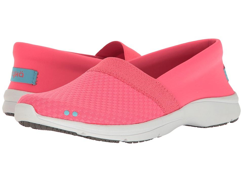 Ryka - Sea Shore SR (Calypso Coral/Nirvana Blue) Women's Shoes