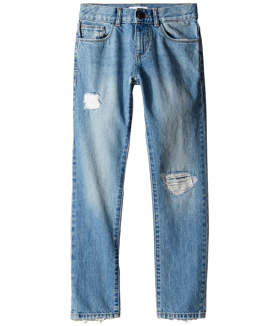DL1961 Kids - Hawke Skinny Jeans in Patch (Big Kids) (Patch) Boy's Jeans