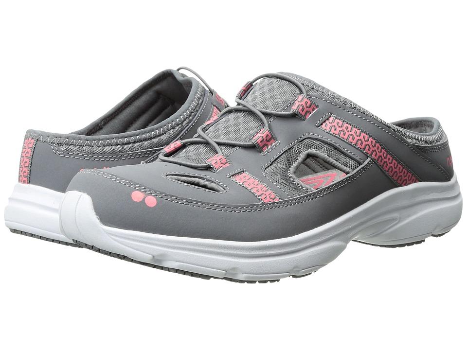 Ryka - Tisza SR (Frost Grey/Calypso Coral) Women's Shoes