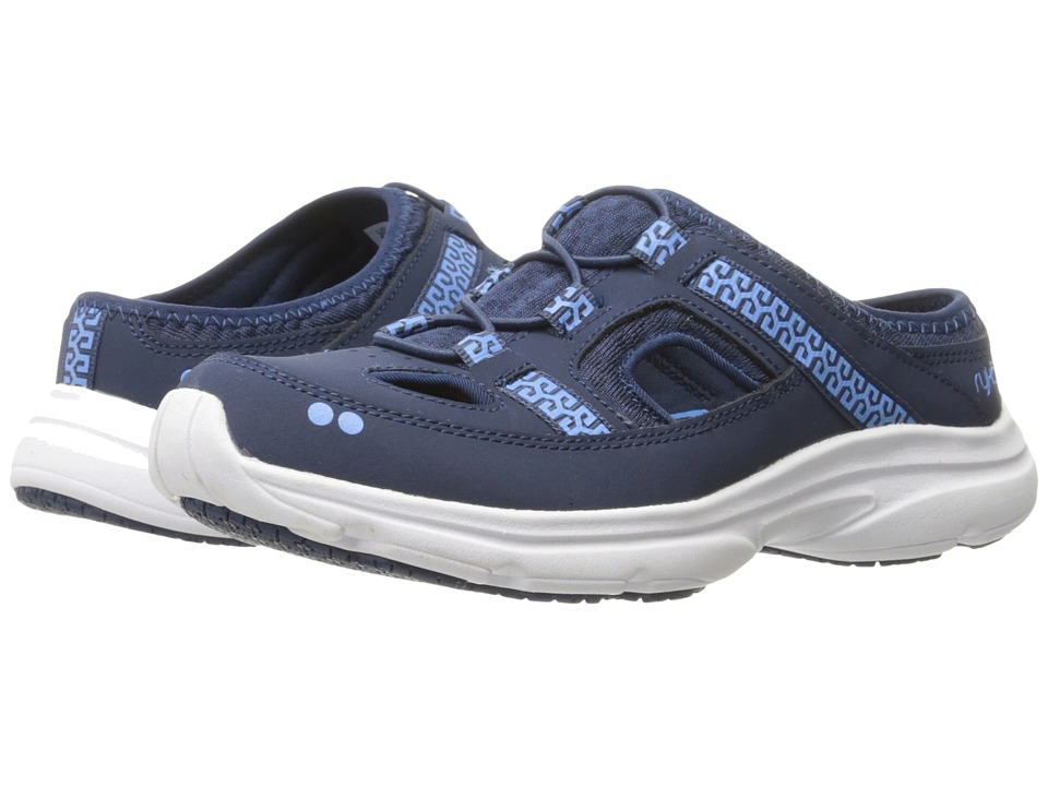 Ryka - Tisza SR (Insignia Blue/Elsa Blue) Women's Shoes