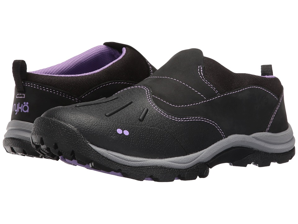 Ryka - Majesty (Black/Purple Ice) Women's Shoes