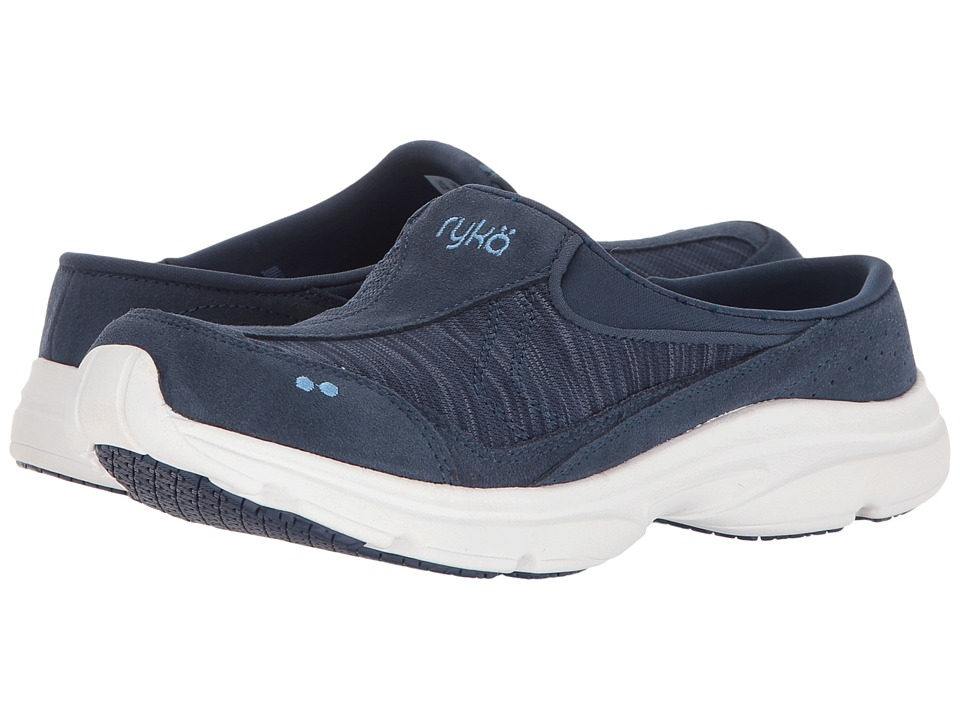 Ryka - Tranquil SR (Insignia Blue/Elsa Blue/White) Women's Shoes