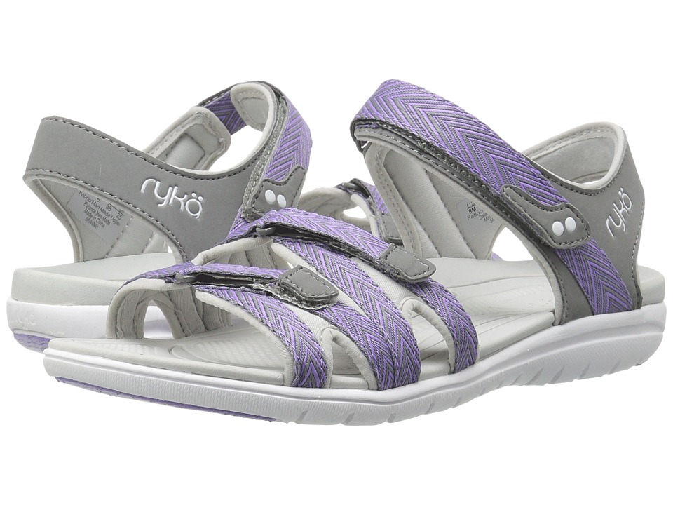 Ryka - Savannah (Frost Grey/Summer Grey/Purple Ice) Women's Shoes