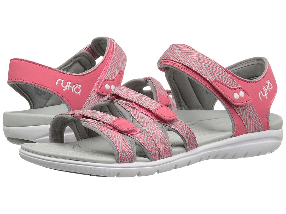 Ryka - Savannah (Calypso Coral/Frost Grey/Summer Grey) Women's Shoes