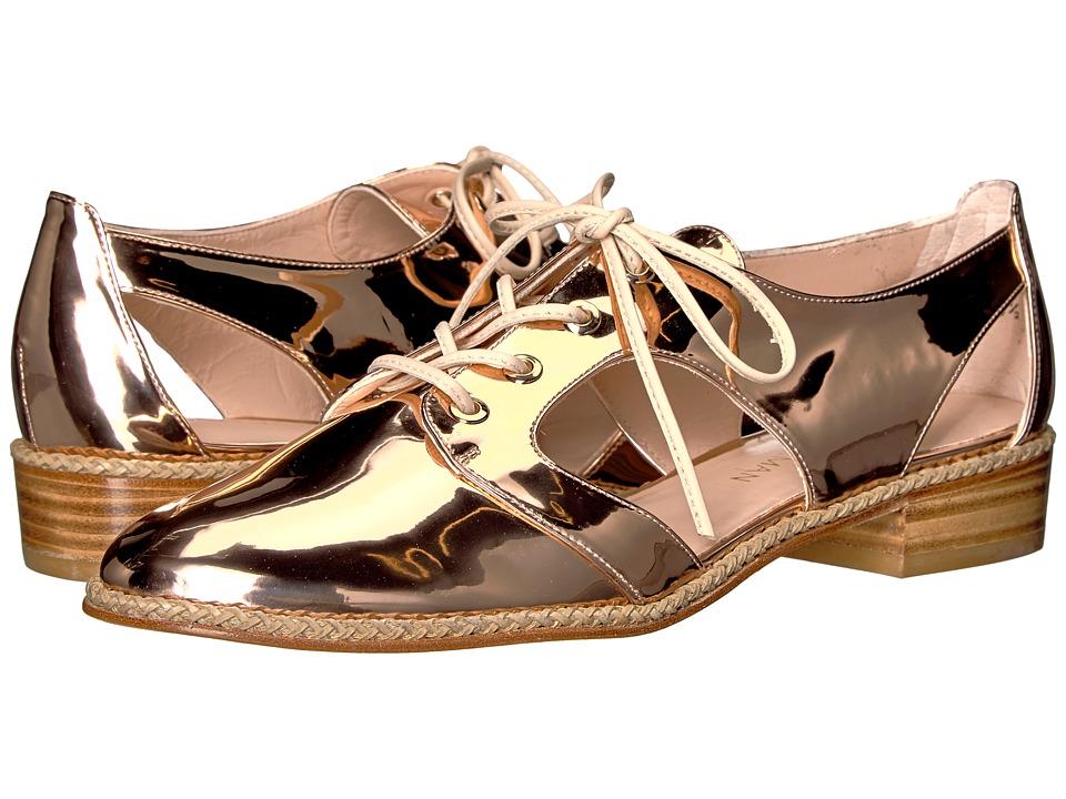 Stuart Weitzman - Tietime (Beige Glass) Women's Shoes