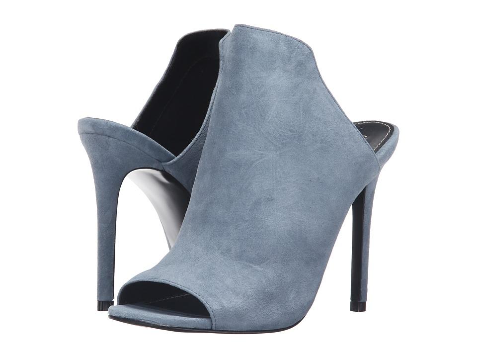 Steve Madden - Sooki (Blue Suede) High Heels