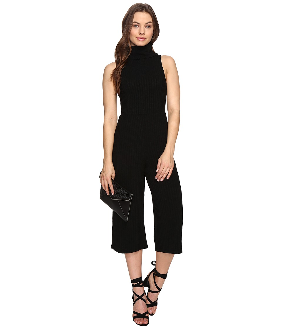 Culture Phit - Leni Sleeveless Jumpsuit (Black) Women's Jumpsuit & Rompers One Piece