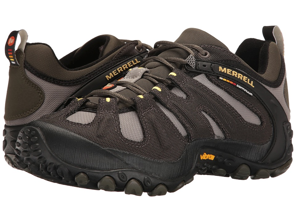 Merrell - Cham Wrap Slam (Dusty Olive) Men's Shoes