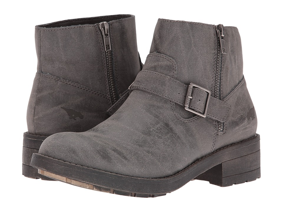 Rocket Dog - Thyme (Grey Heirloom) Women's Zip Boots