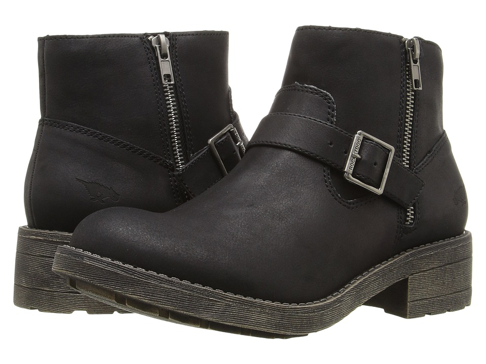 Rocket Dog - Thyme (Black Graham) Women's Zip Boots