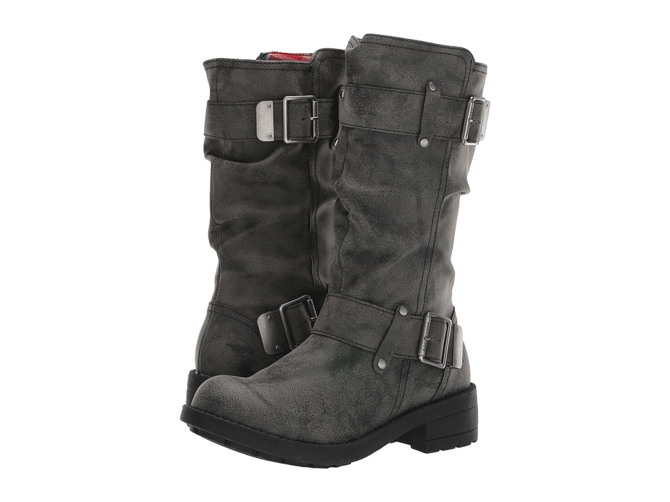 Rocket Dog - Trumble (Black Galaxy) Women's Pull-on Boots