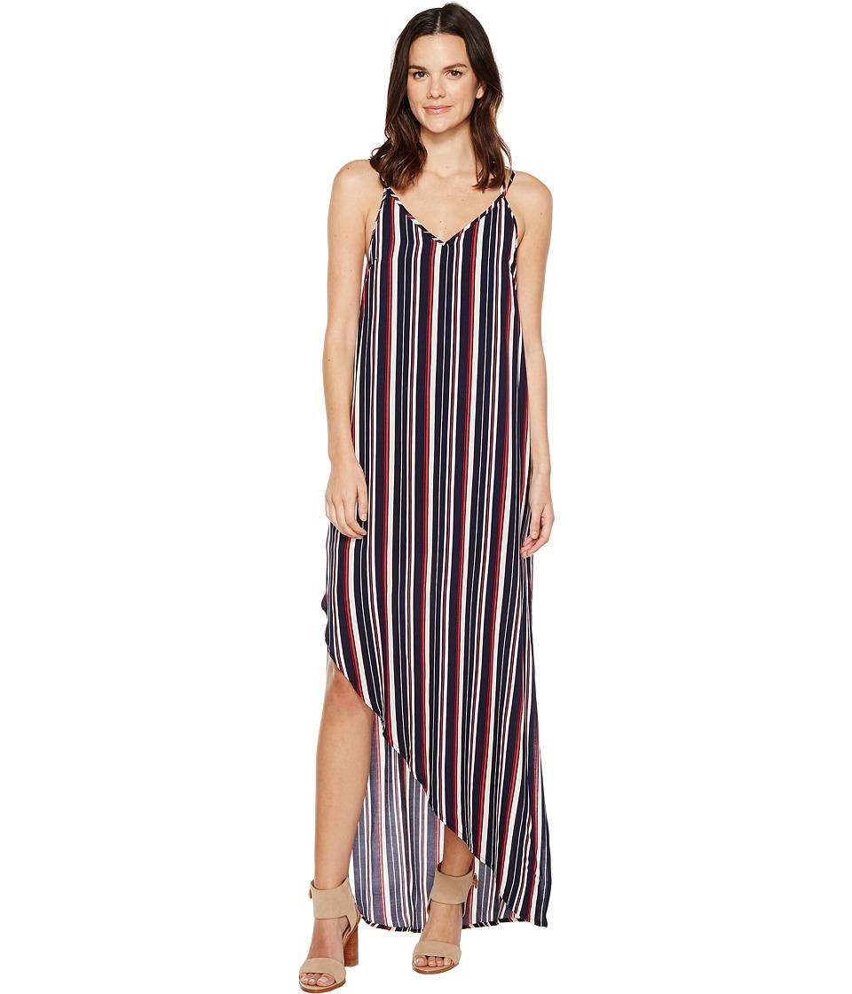 Brigitte Bailey - Aadi Spaghetti Strap Maxi Dress (Navy) Women's Dress