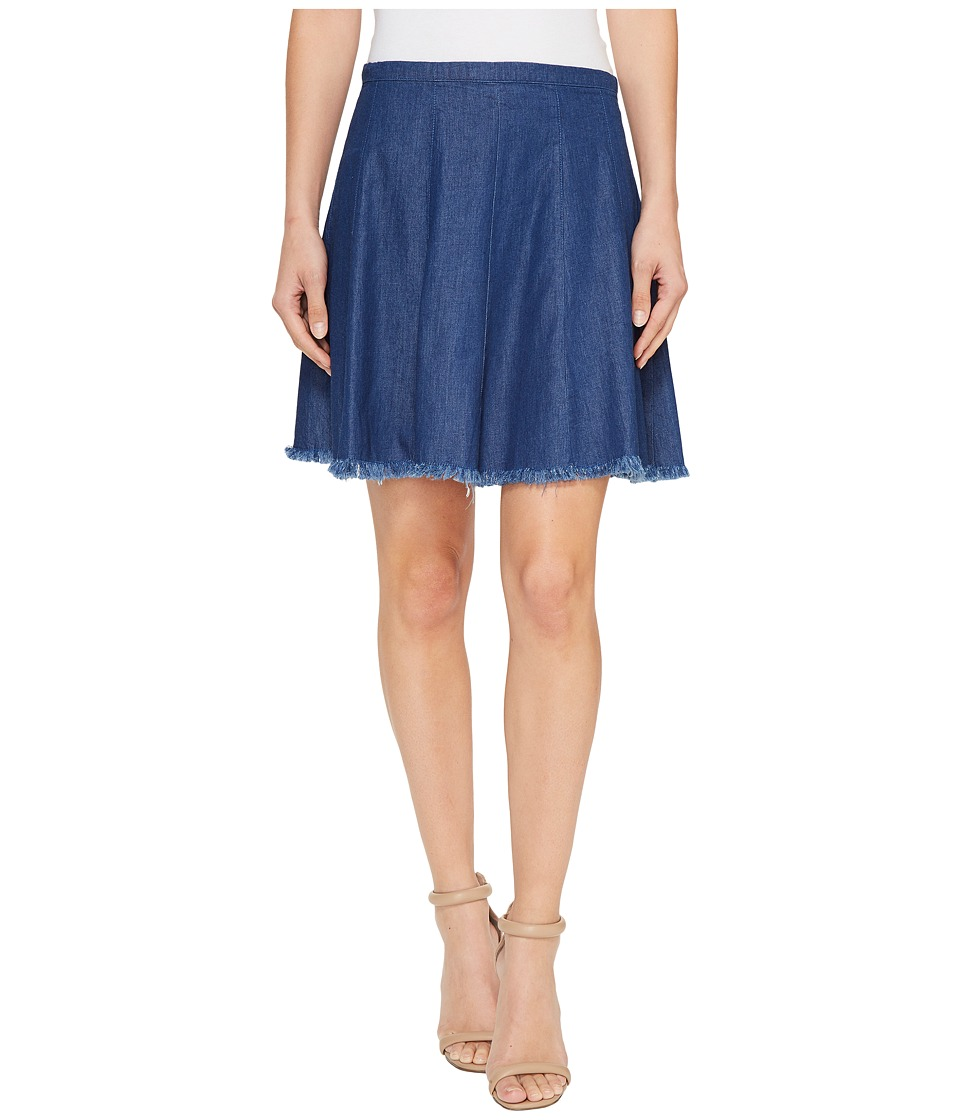 Brigitte Bailey - Kosta Skirt (Denim) Women's Skirt
