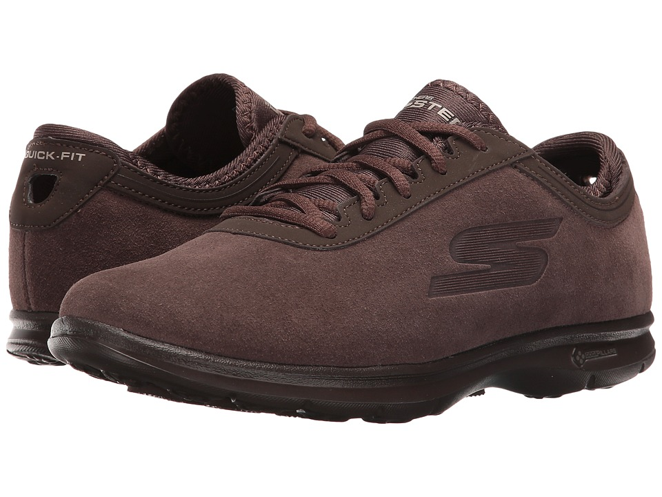 SKECHERS Performance - Go Step - Inception (Chocolate) Women's Shoes
