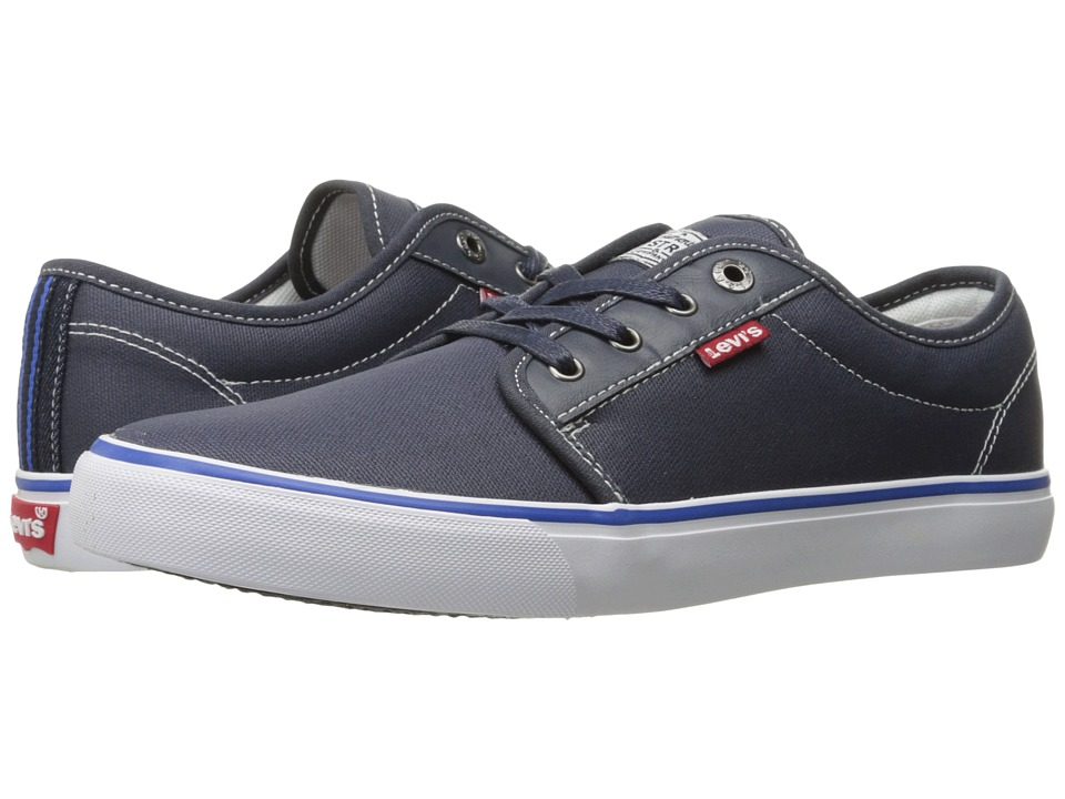 Levi's(r) Shoes - Porter II Sport (Navy/Royal) Boys Shoes