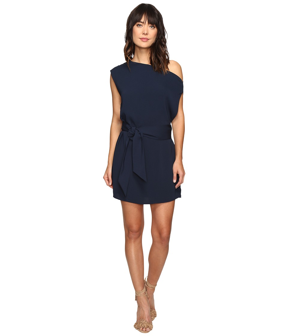 KEEPSAKE THE LABEL - Meadows Mini Dress (Navy) Women's Dress