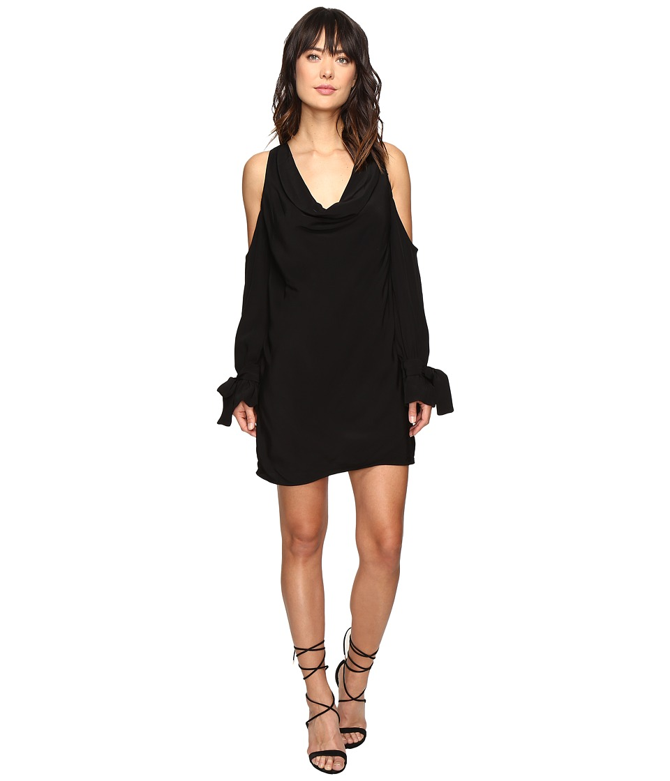 KEEPSAKE THE LABEL - Twin Peaks Mini Dress (Black) Women's Dress